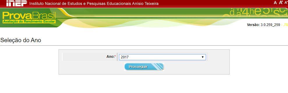 Resultado da Prova Brasil 2021